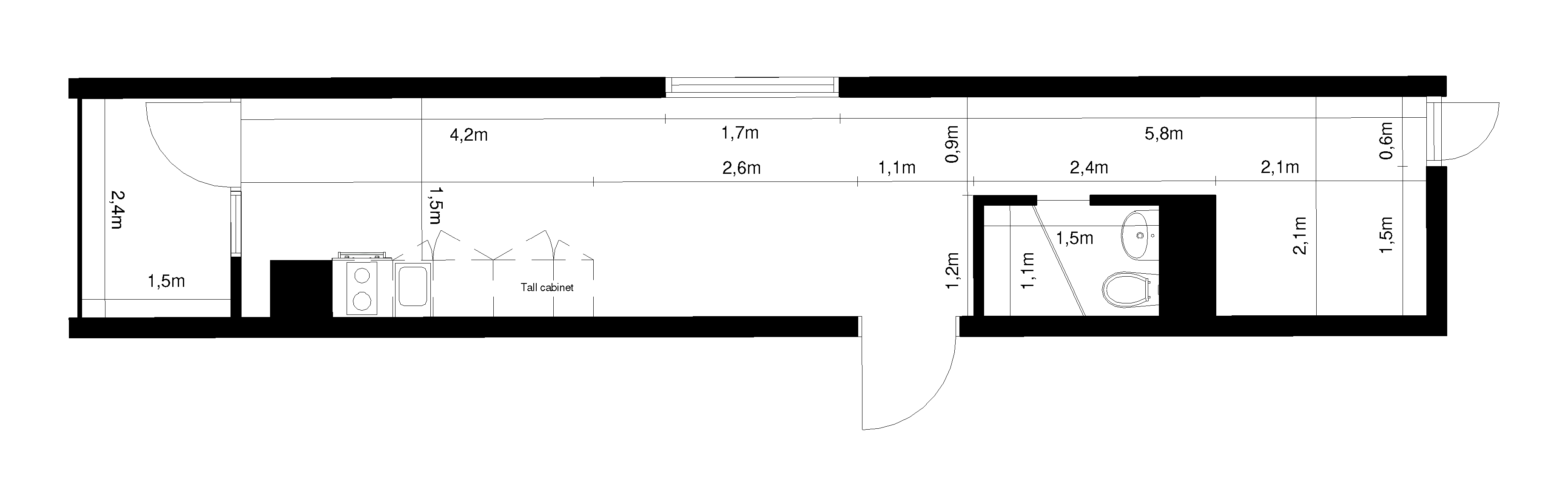 UR2 Floor Plan SC #3